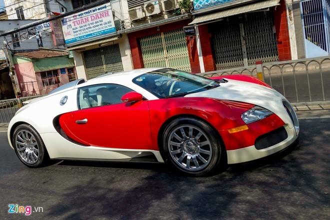 siêu xe, Bugatti Veyron, ông hoàng tốc độ, triệu đô, độc nhất vô nhị, thiếu gia, sài gòn